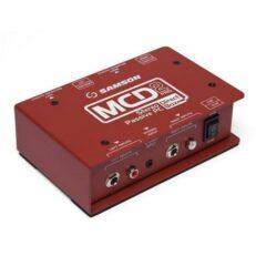 Samson MCD2PRO D.I. BoxPro Computer Dj