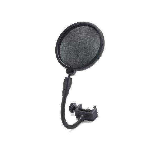 Samson MD2/PS05 Asta Microfonica Da Tavolo E Pop Filter