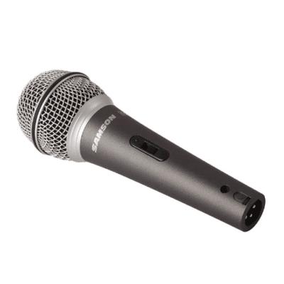 Samson Q6 Microfono dinamico palmare supercardioide