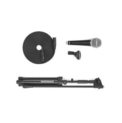 Samson VP-10X Set Microfono asta e cavo