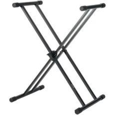 GATOR FW-KEY-2000X Stand a X per tastiera - braccio doppio