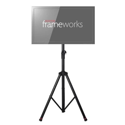 GATOR GFW-AV-LCD-1 Stand deluxe per TV/monitor LCD