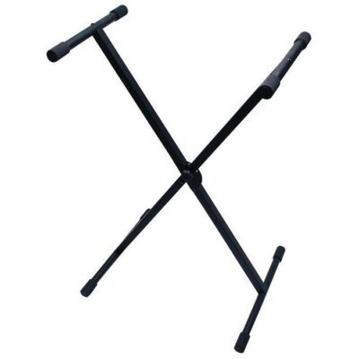 GATOR RI-KEYX-1 Stand a X per tastiera - braccio singolo