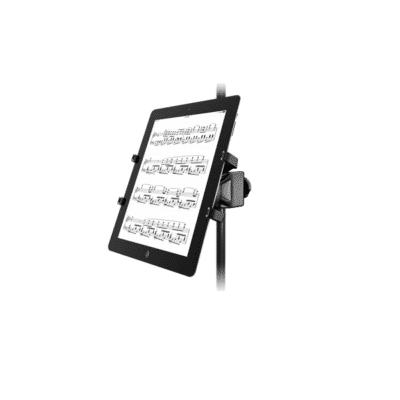 IK MULTIMEDIA Bundle iRig BlueTurn + iKlip Xpand Gira pagine più supporto per iPad eTablet