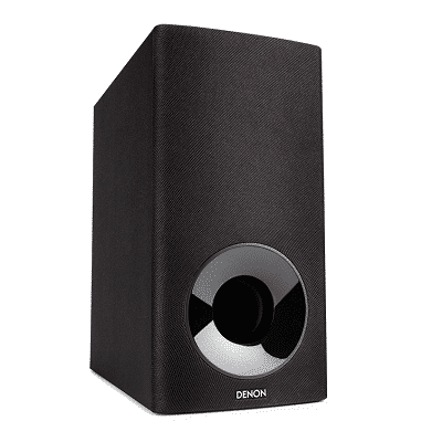 denon dht-s316 sistema soundbar con subwoofer wireless nero