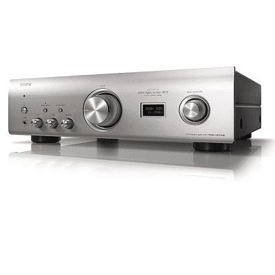 denon pma 1600ne amplificatore integrato argento
