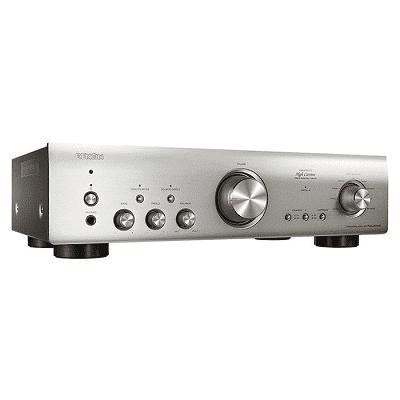denon pma 800ne amplificatore integrato argento