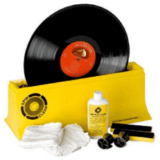 PROJECT-AUDIO SPIN CLEAN RECORD CLEANER MKII