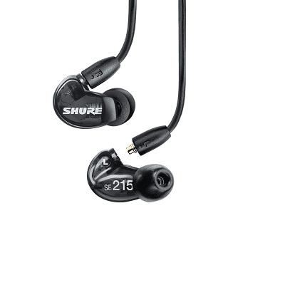 Shure SE215 auricolari Sound Isolating nero con cavo Bluetooth 5.0-1