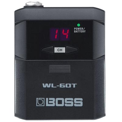 BOSS WL-60 SISTEMA WIRELESS PER CHITARRA
