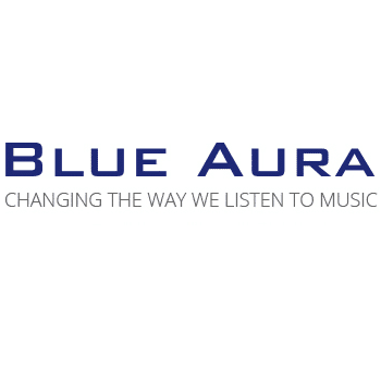 Logo Blue Aura