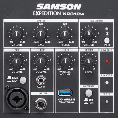 Samson EXPEDITION Xp312w