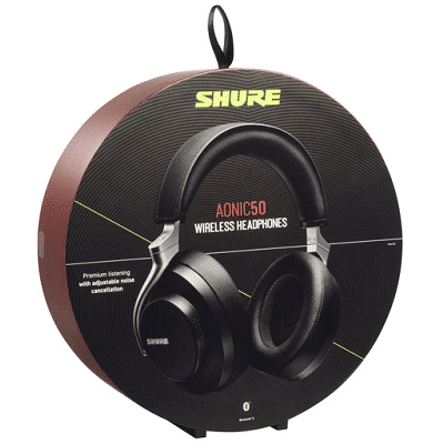Shure AONIC 50 Nere