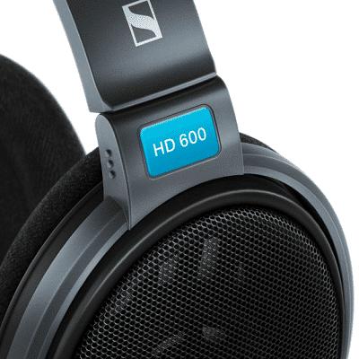 Sennheiser HD600 Cuffie stereo