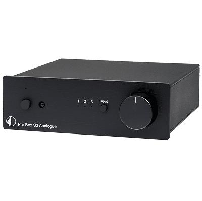 Pro-Ject Audio PRE BOX S2 ANALOGICO