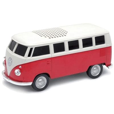 Redline USB VW T1 BUS Rosso