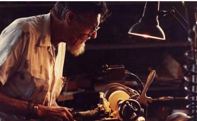 immagine di Paul W. Klipsch fondatore dell'omonima azienda