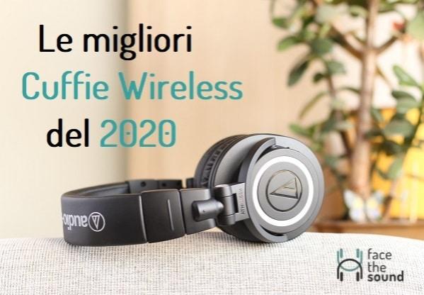 Copertina articolo le migliori cuffie wireless del 2020