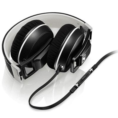 SENNHEISER URBANITE XL Iphone BLACK