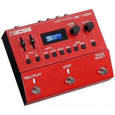 Boss RC-500 - 2