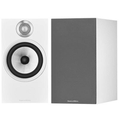 B&W 606 S2 Anniversary Edition White