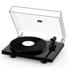 Pro-Ject Audio DEBUT CARBON EVO Nero Lucido