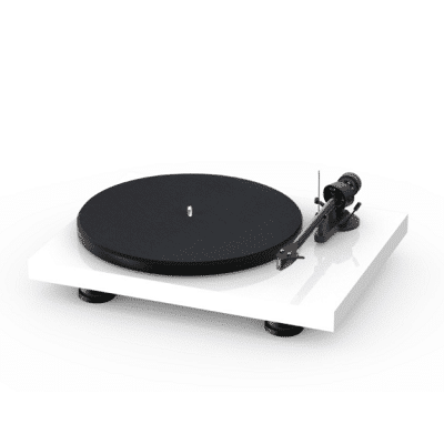 Pro-ject Debut Carbon Evo Bianco Lucido (1)
