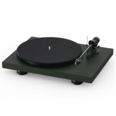 Pro-ject Debut Carbon Evo Verde Opaco (1)