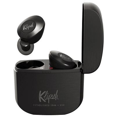 Klipsch T5 II True Wireless Gunmetal
