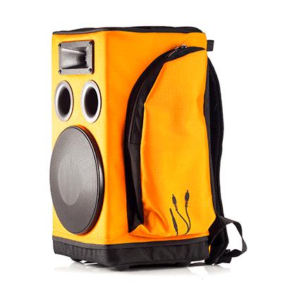 Partybag PB7 Arancione