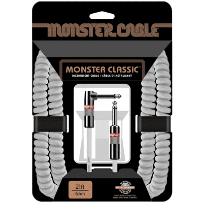 Monster Cable EMCCLAS-I-21ACWH
