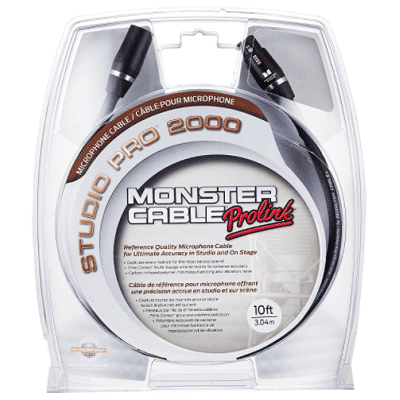 Monster Cable EMCSP2000-M-10 (1)